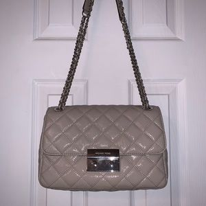 MICHAEL KORS sloan quilted medium bag